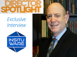 Director Spotlight: An Interview with Michael Frederickson, CEO, Insituware