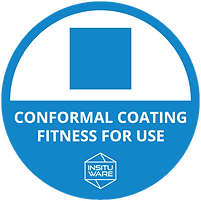 Conformal Coating Fitness for Use Badge-