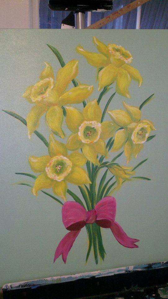 Mimi's Daffodils