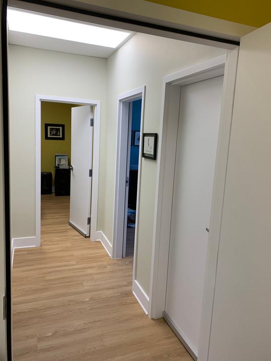 Corridor intérieur
