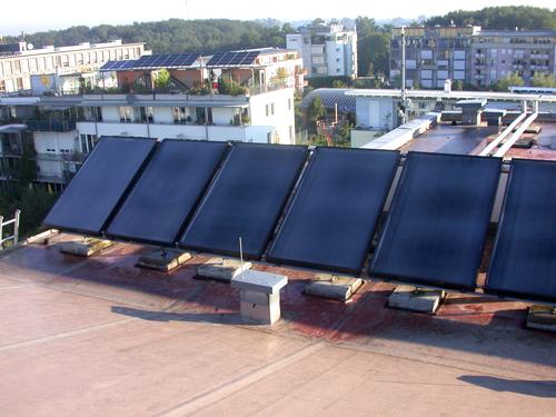 Solarsiedlung - Freiburg