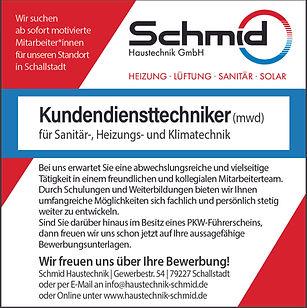Anzeige Job Kundendiensttechniker - 2 spaltig - Hoehe 79mm - farbig - 2020-10 - mwd-01.jpg