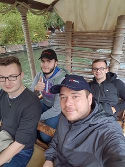AZUBI-Ausflug Europapark Rust