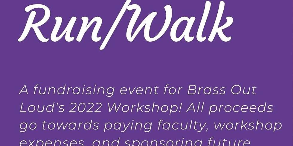 BOLD Inaugural Virtual Run/Walk