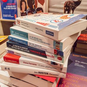 Ma sélection de romans poche pour les vacances !