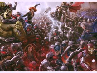 Des super-héros, de l'action et des blagues : voici le nouveau Marvel !