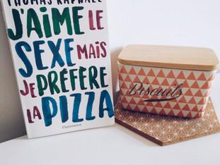 Et vous ? vous êtes plutôt sexe ou pizza ?