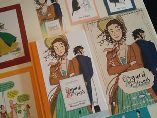 [CONCOURS] Quand Jane Austen rencontre Margaux Motin