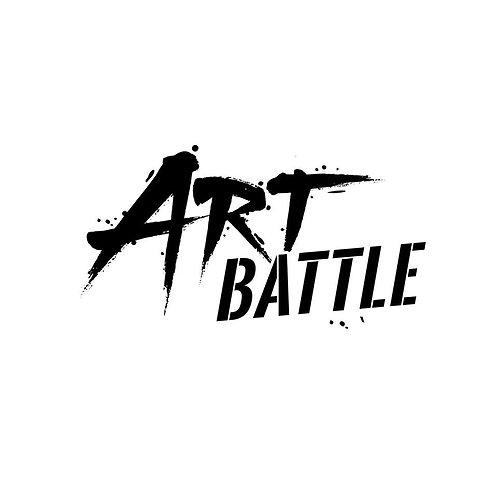 Art Battle Artist