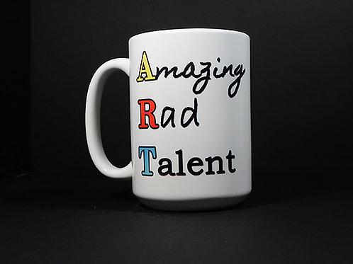 A. R. T. Mug