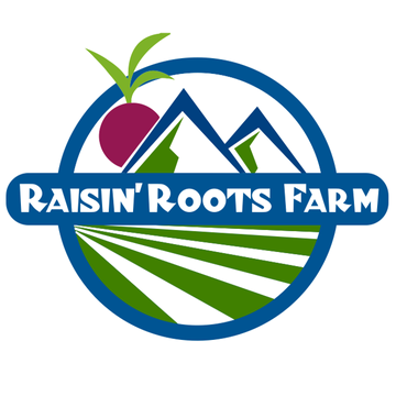 Raisin' Roots Farm logo