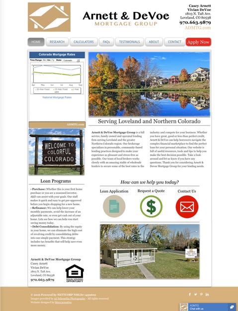 Arnett & DeVoe Mortgage Company