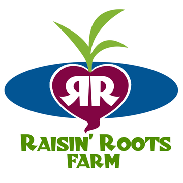 Raisin' Roots emblem