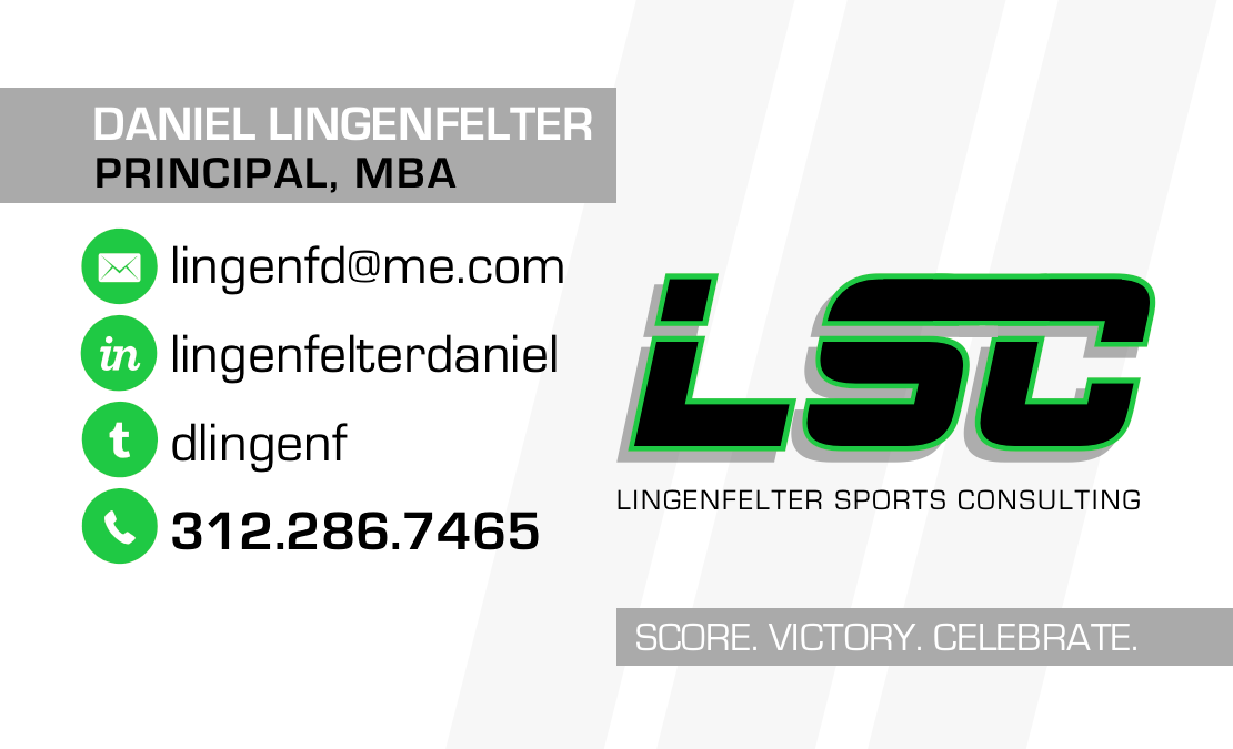 Lingenfelter Sports Consulting