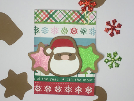 Christmas in July 1 - Flat mail