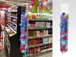 Tubo Cross-merchandising