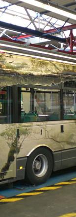 Total Covering sur Bus