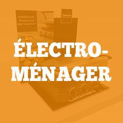 PND PLV | Electroménager