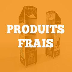 PND PLV | Produits frais