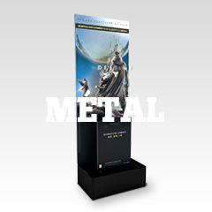 PND PLV | PLV métal
