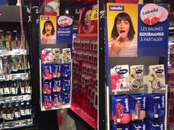 Cross merchandising en carton