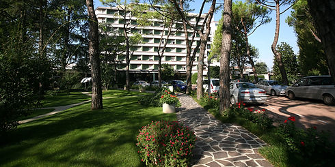 Vier-Sterne-S-Hotel in Montegrotto/Abano