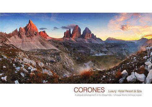 Hotel-Projekt Corones