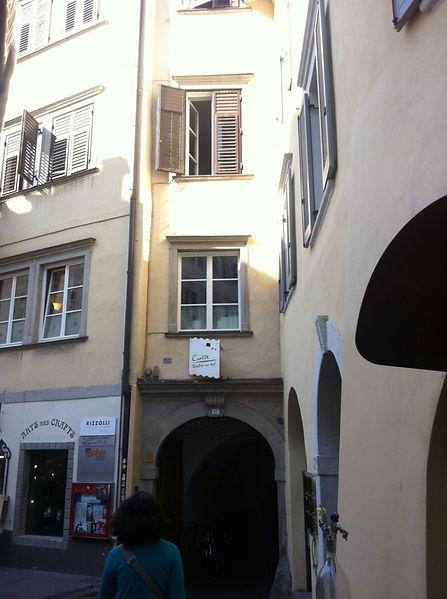 Stadthaus Bozen Obstplatz