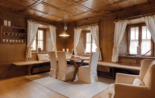 Ambiente Villa Mozart