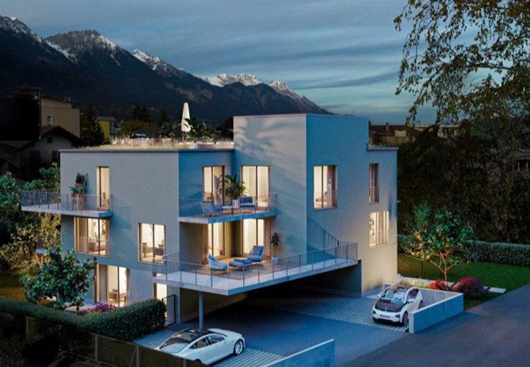 Kleinst-Wohnanlage Innsbruck