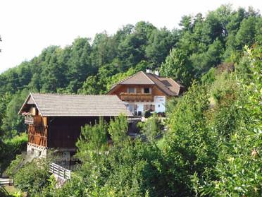 Bauernhof bei Oberbozen