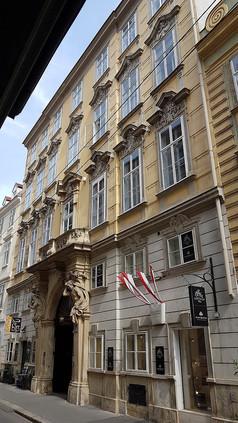 Barock-Palais Wien I. Bezirk