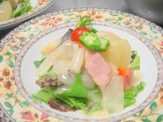 ランチの前菜