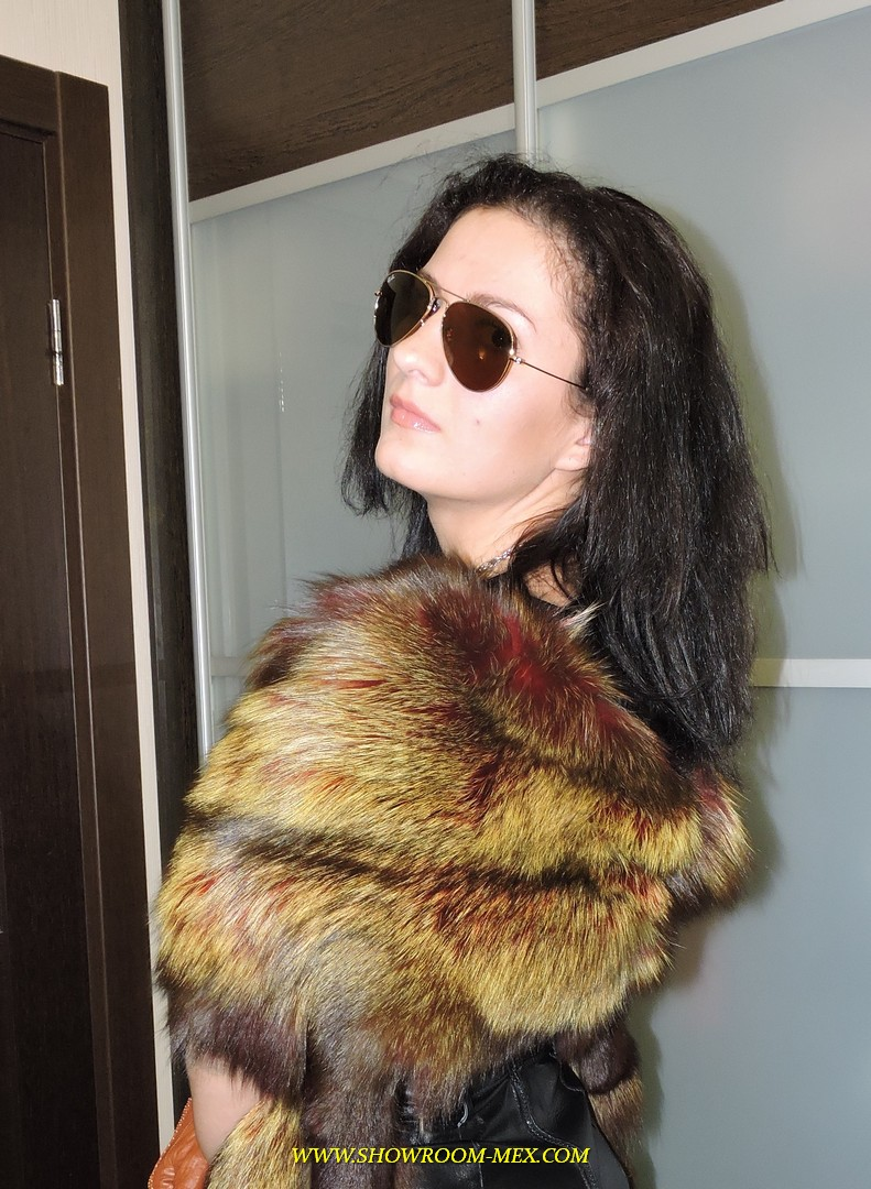 www.showroom-mex.com SAGA FUR FOX MINK COAT BOA43.JPG