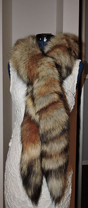 БОА Из Сибирской лисы 5-хвостов