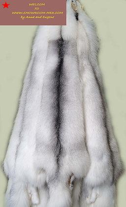 Лисица белая Финская