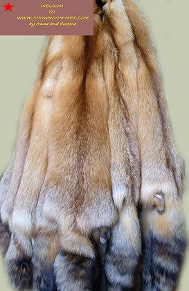 Лисица сибирская
