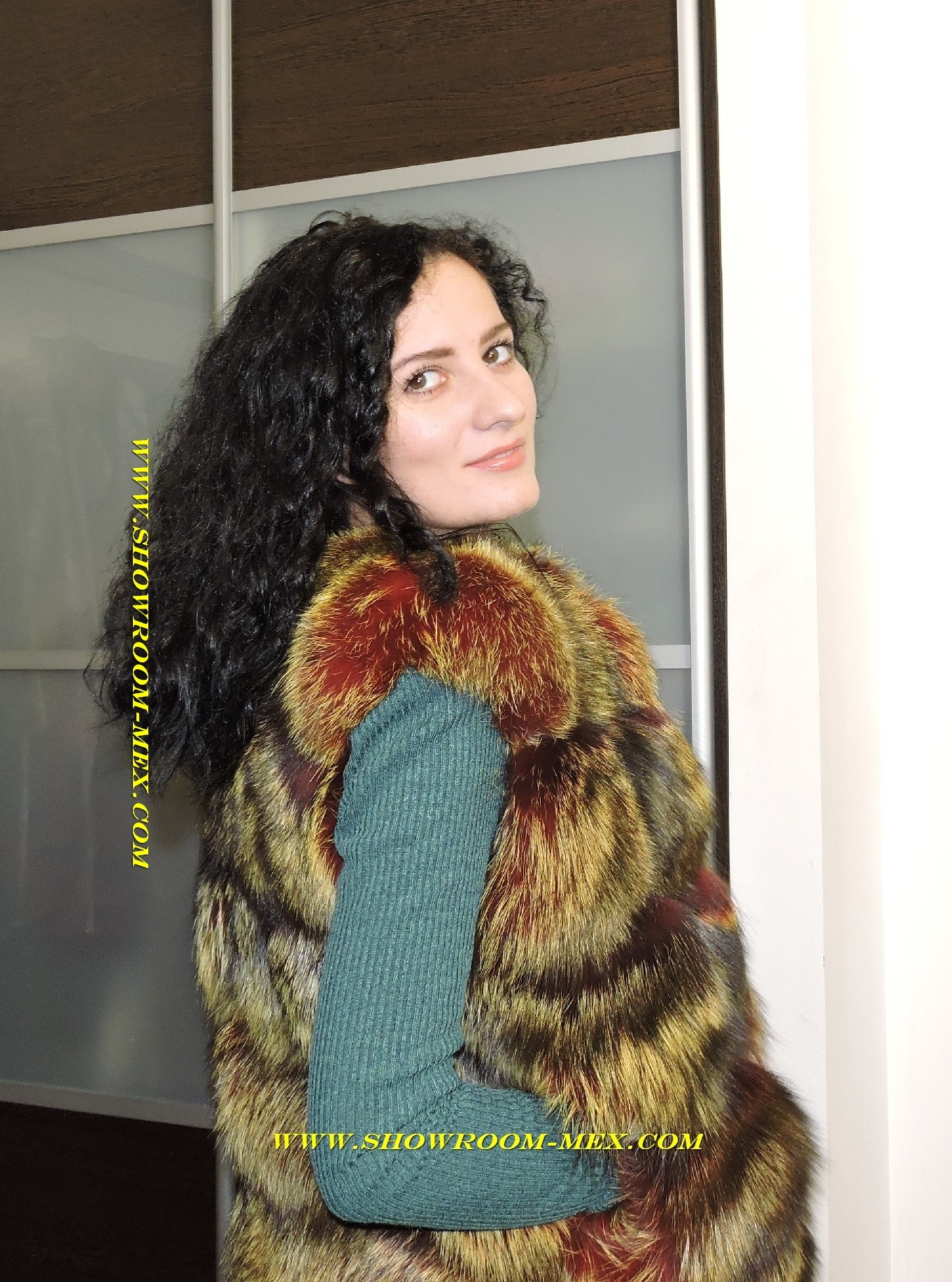 www.showroom-mex.com жилетка из лисы попечечка люкс 2017 s size 26.jpg