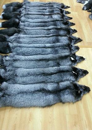 Чернобурка натуральная (SAGA Silver Fox)