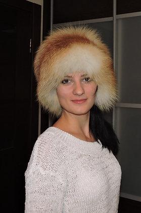 Шапка из Сибирской лисы