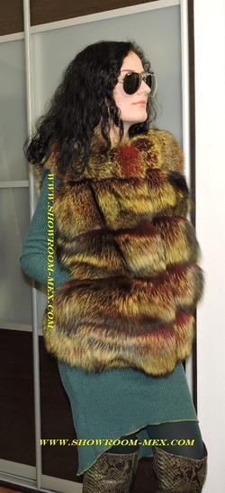 www.showroom-mex.com жилетка из лисы попечечка люкс 2017 s size 02.jpg