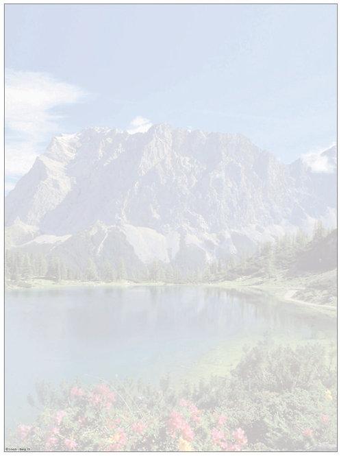 Bergsee-Berg70 - ab 10 Stück inkl. Druck
