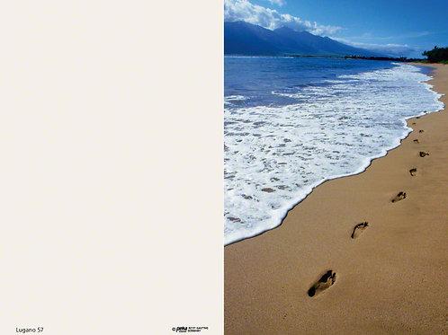 Spuren im Sand-Lugano57 - ab 10 Stück inkl. Druck