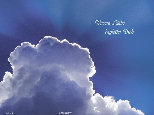 Wolken-Torino 4 - ab 10 Stück inkl. Druck
