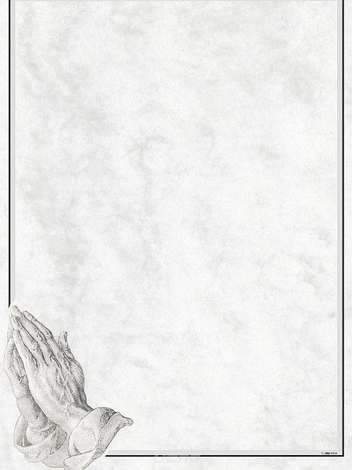 Betende Hände-89008 - ab 10 Stück inkl. Druck