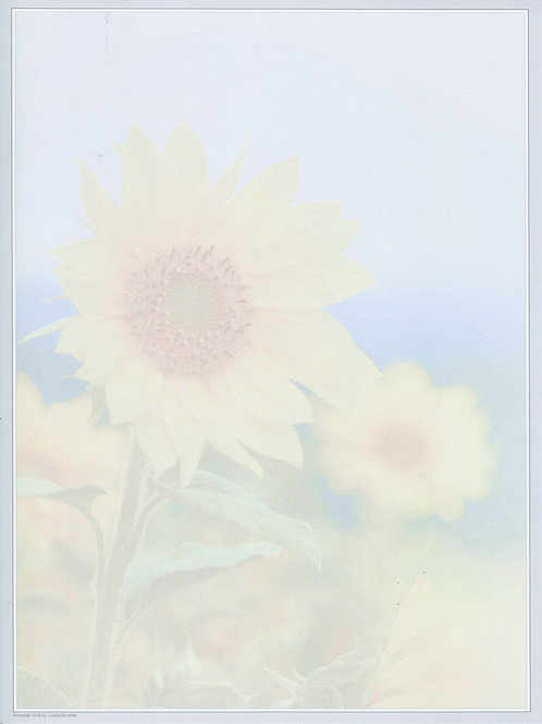 Sonnenblumen-Andreas10 - ab 10 Stück inkl. Druck