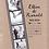 Thumbnail: 728003 - ab 10 Stück inkl. Layout, Druck und Kuverts