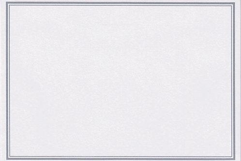 Trauerkuvert C6 - 660011 (162x114mm) - ab 10 Stück