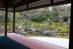 Entokuin Temple, Japan
