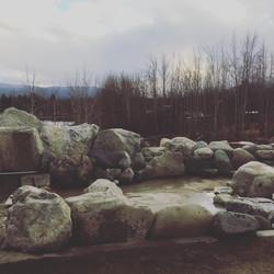 Takhini Hotspring Main Pool, Yukon